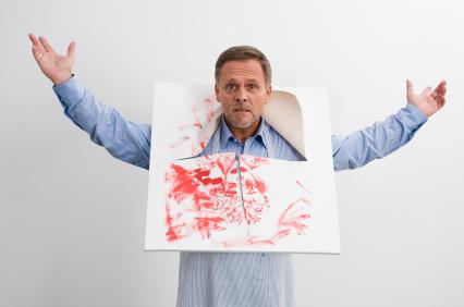 Art Insurance broken painting